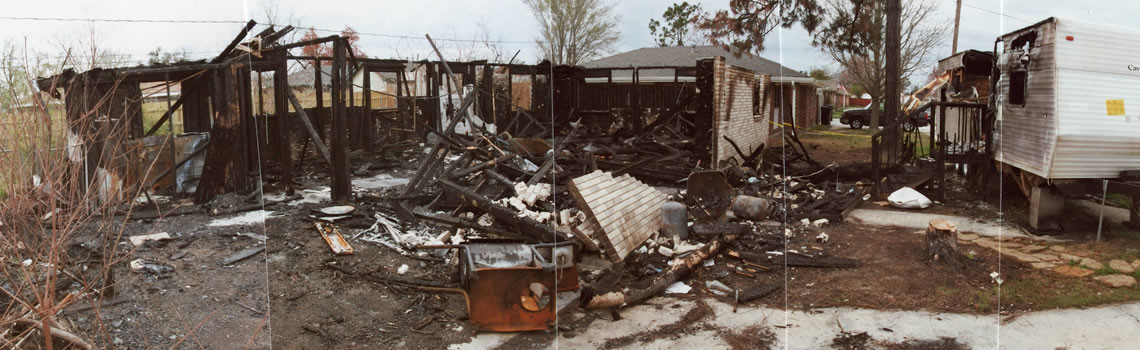 Before and After: Fire Origin and Cause Investigation